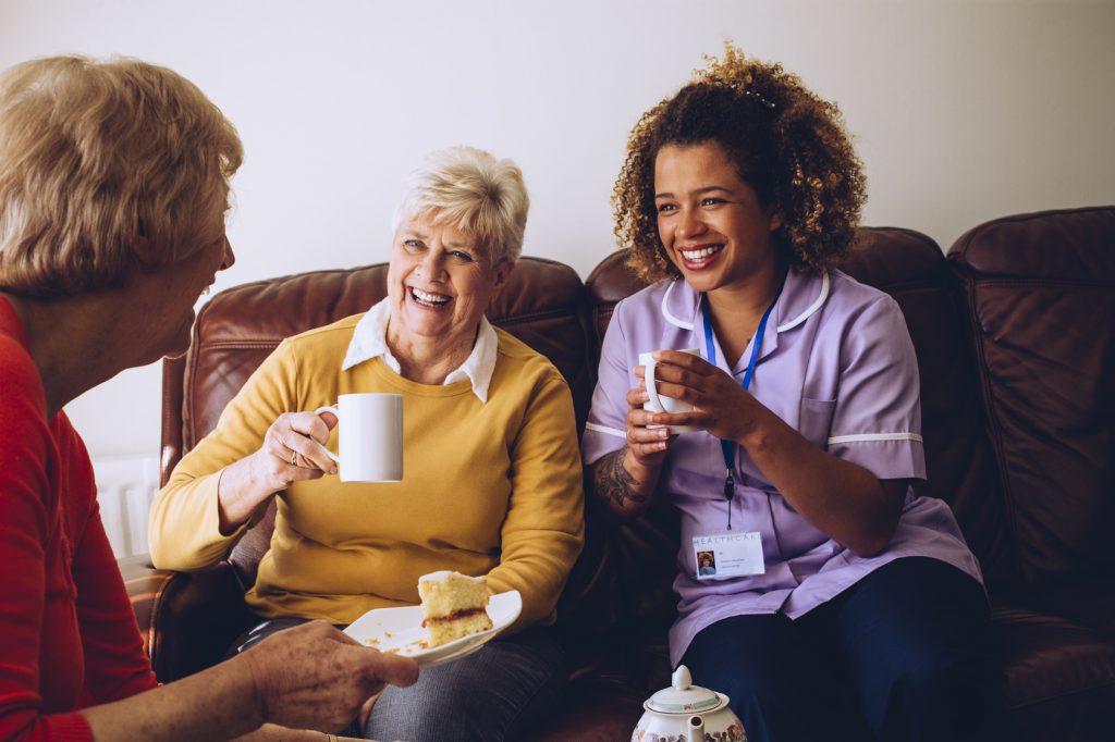home care companionship