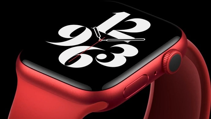 Series 6 Product RED iwatch