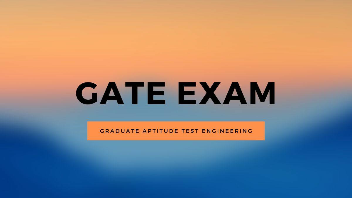 GATE 2021 And JAM 2021 application process soon by IIT bombay