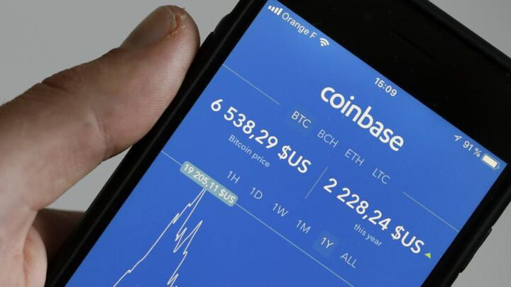 Coinbase estimated to be worth $100 billion after public listing