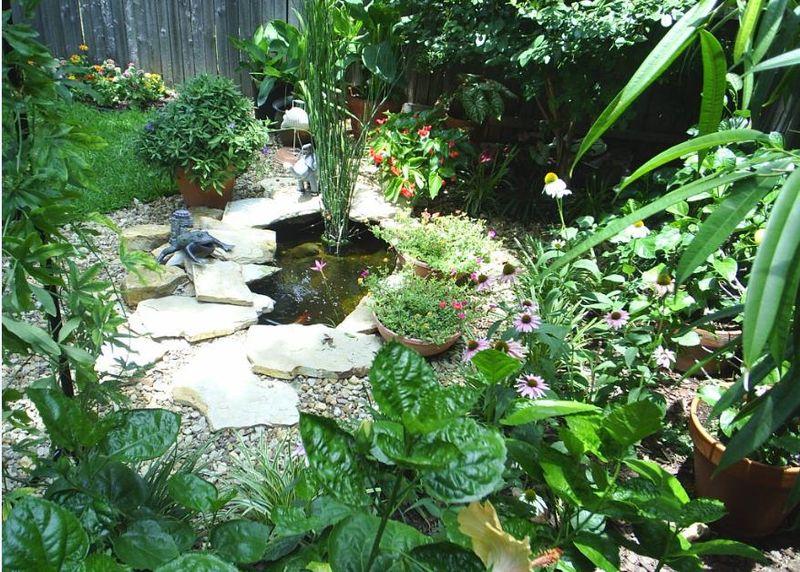 5 Courtyard Garden Design Ideas