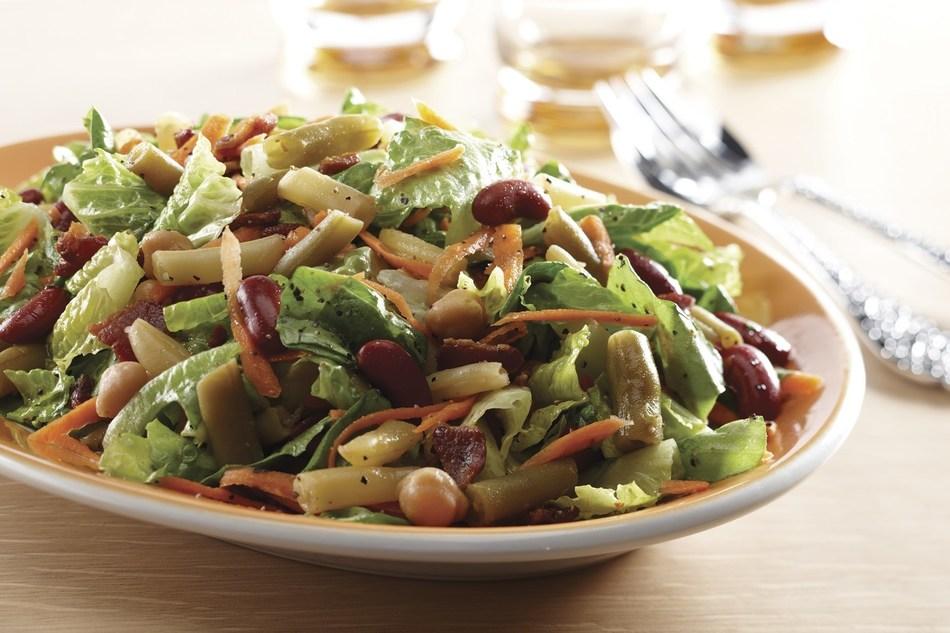 Tossed Bean Salad Recipe