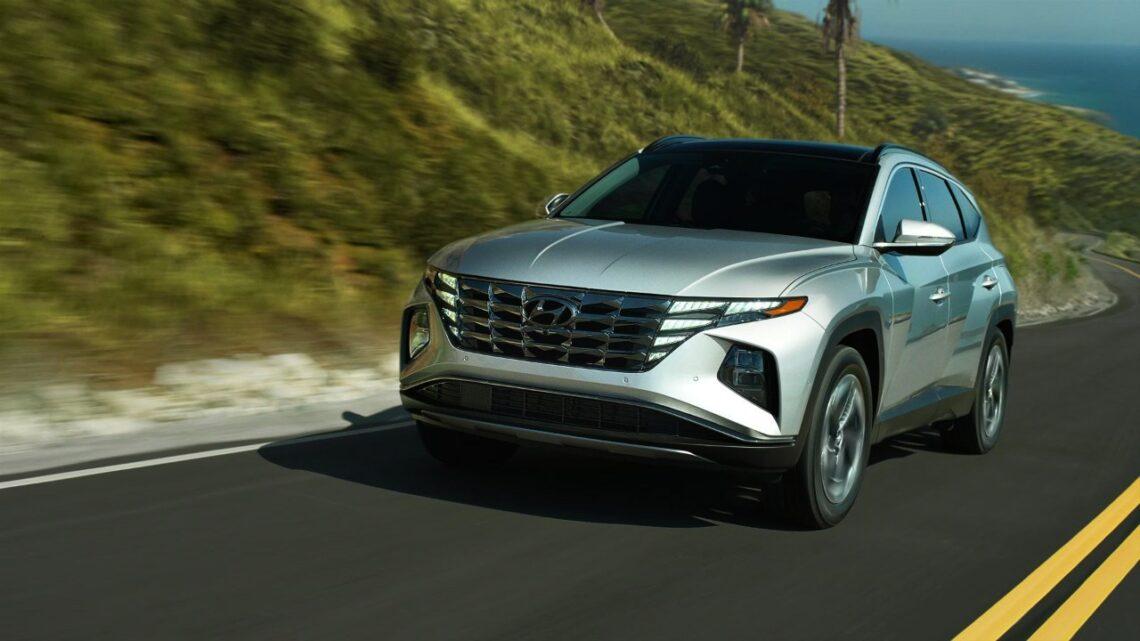 Hyundai Tucson TV Advert: Question Everything