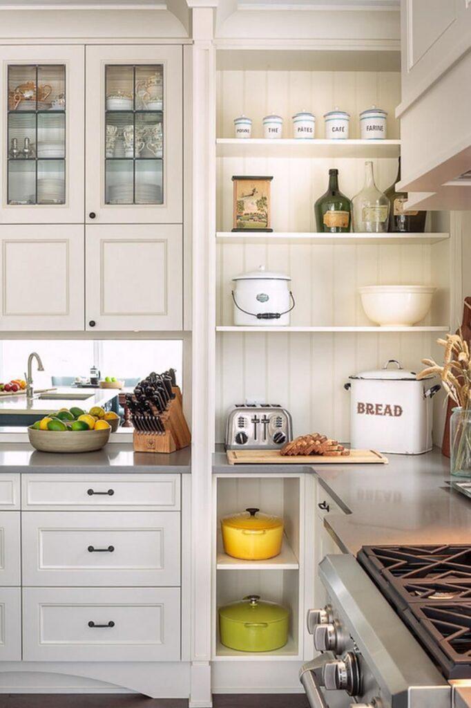 Best Kitchens Shelves