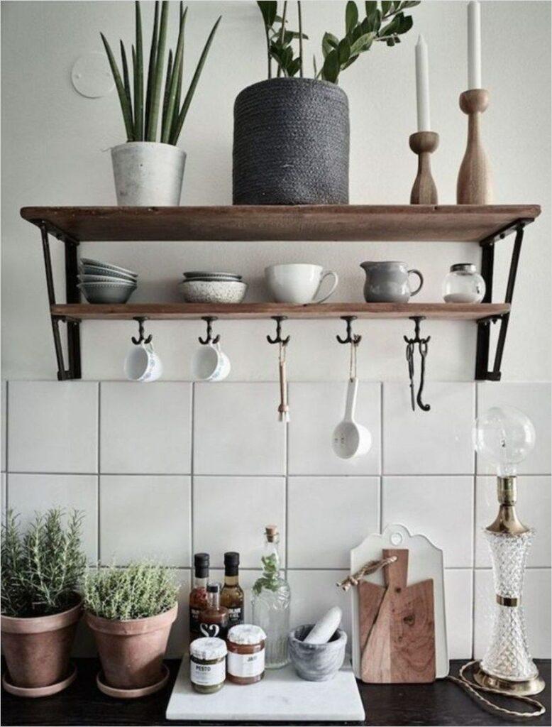 Scandinavian Lagom Kitchen Ideas