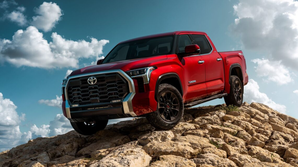 2022 Toyota Tundra Launched & Review of Third Generation