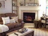 farmhouse living room sofa