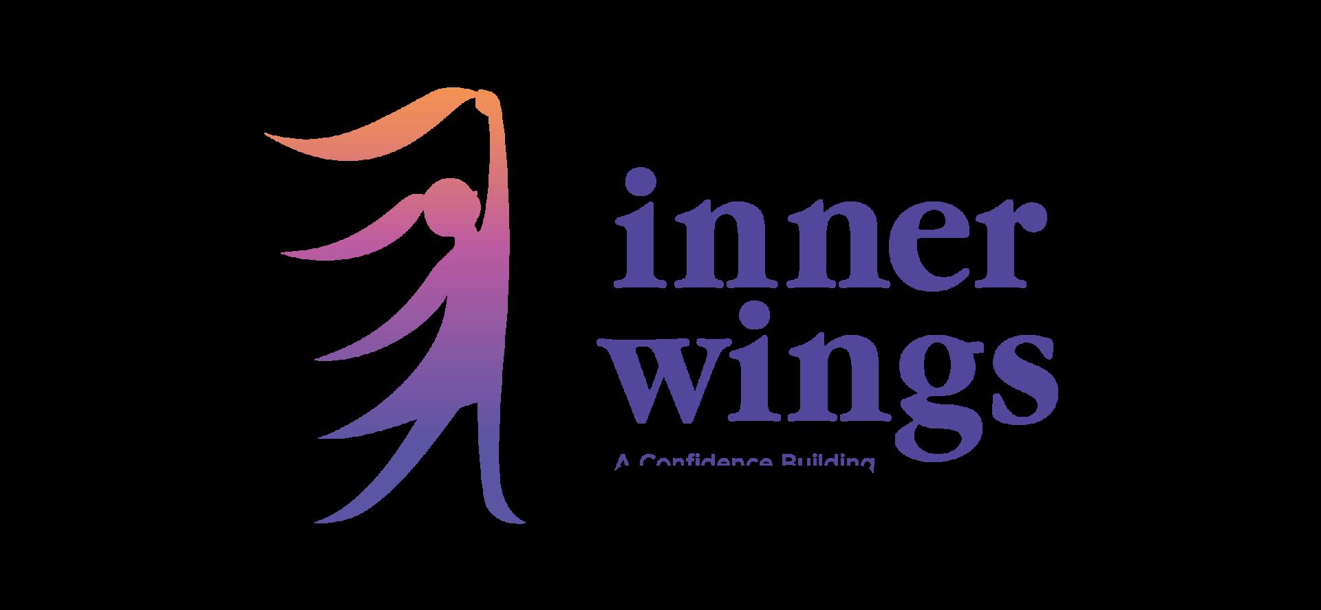 inner wings horizontal color logo