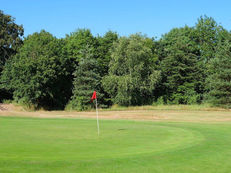 The Church 18 Hole Golf Course At Aldenham Golf & Country Club