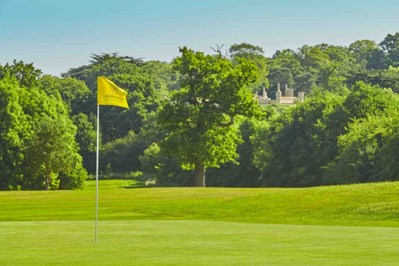Group Golf At Aldenham