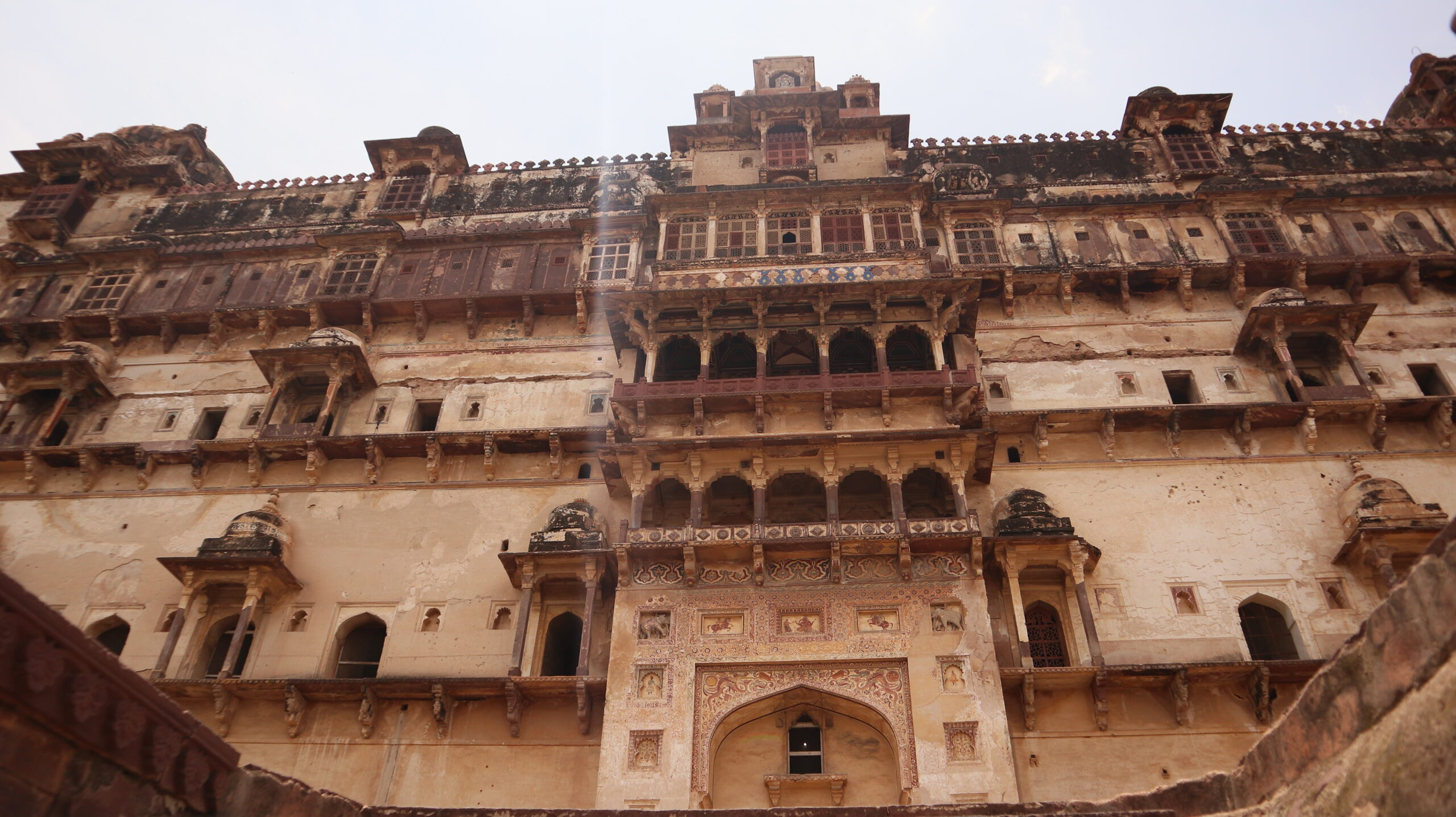 Datia Fort: A Palace built, but Never Occupied