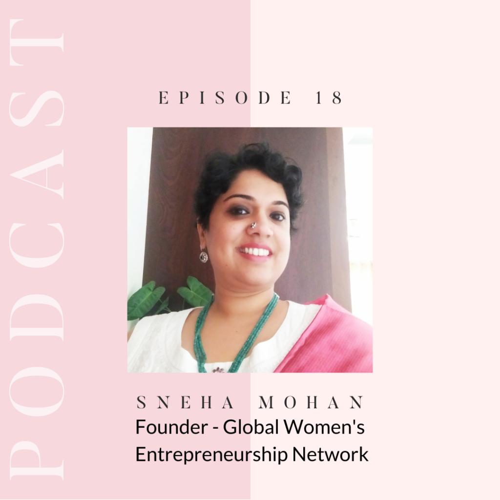 success with savitha podcast