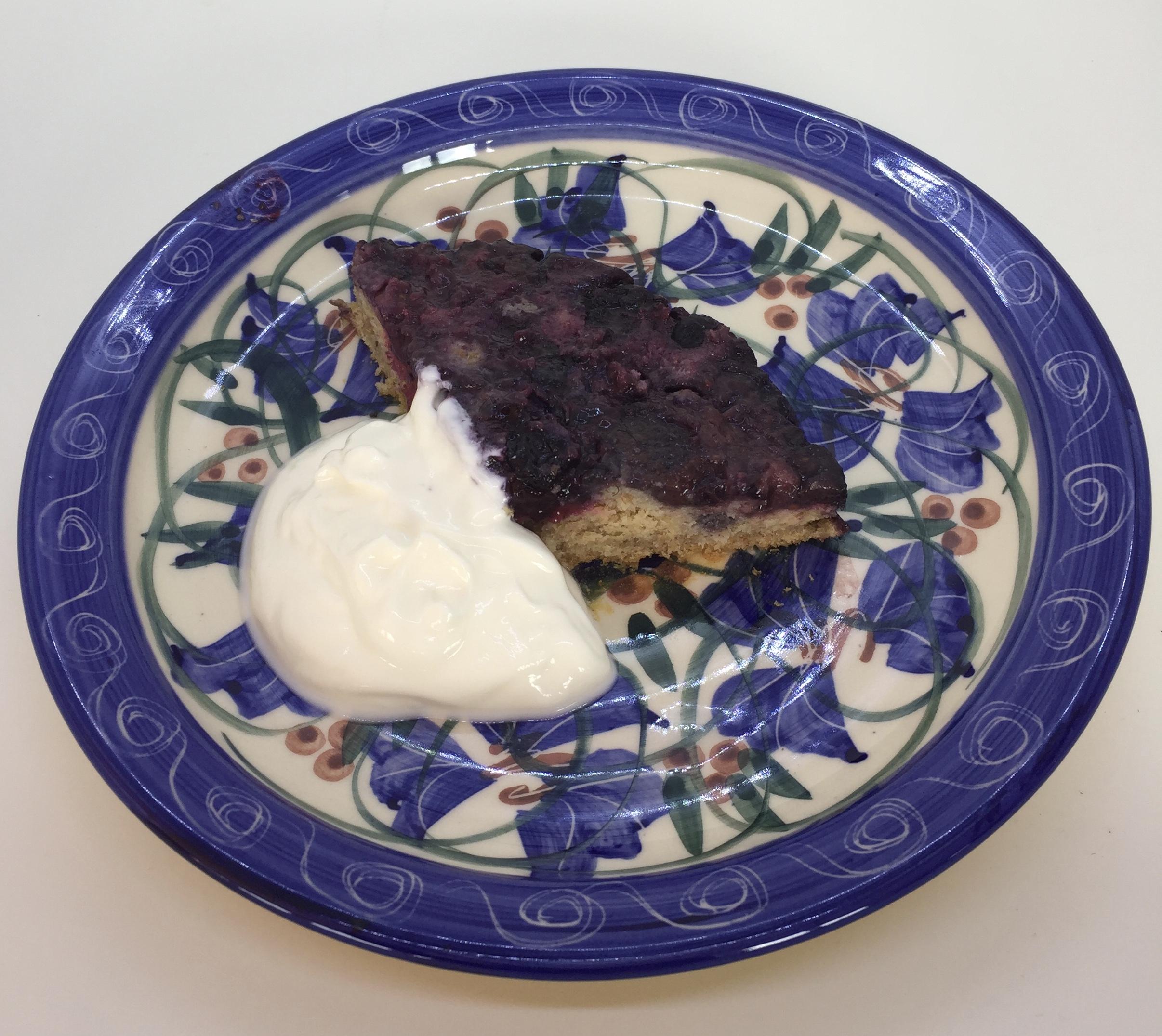 Fruity pudding recipe