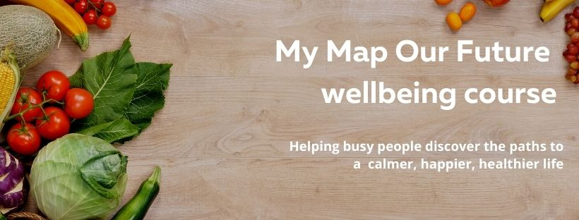 My Map, Our Future - wellingbeing course