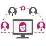Virtual Team marketing logo for Prospect 13 marketing agency Aberdeen