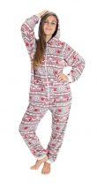 Christmas Dream Go-Jamz: Adult Jumpsuit