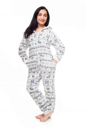 Christmas Go-Jamz Adult Jumpsuit