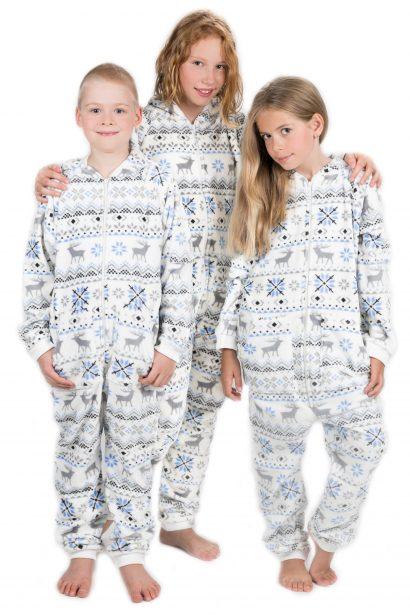 Kalėdinis Go-Jamz Kidz Flisinis kombinezonas vaikams
