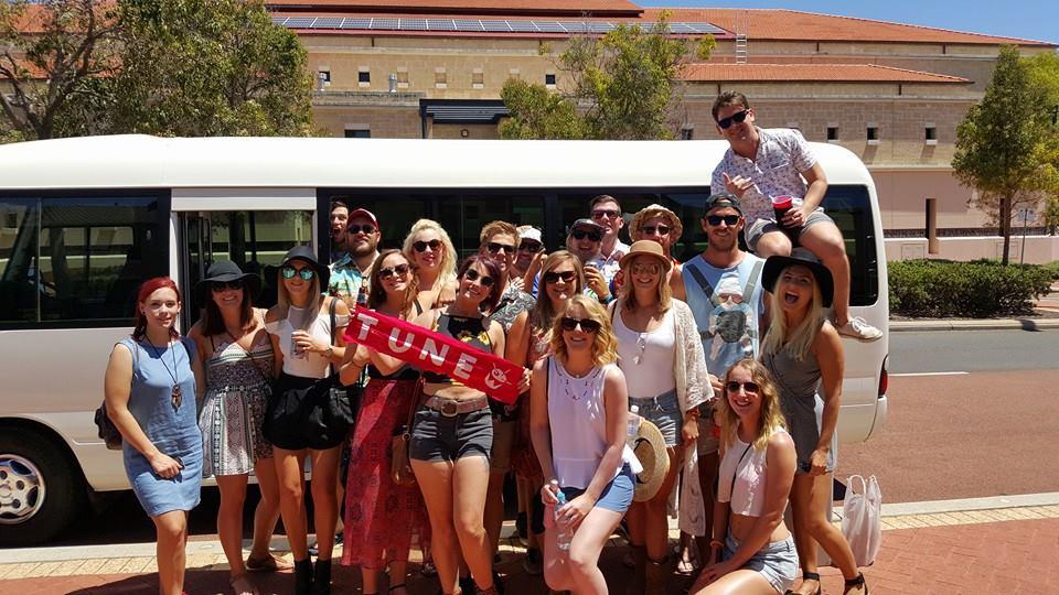 bus hire Perth | Bus charters perth | mini bus hire Perth