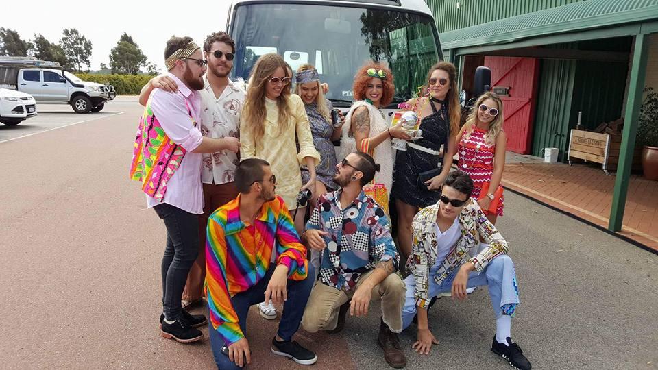 bus hire Perth   Bus charters perth   mini bus hire Perth