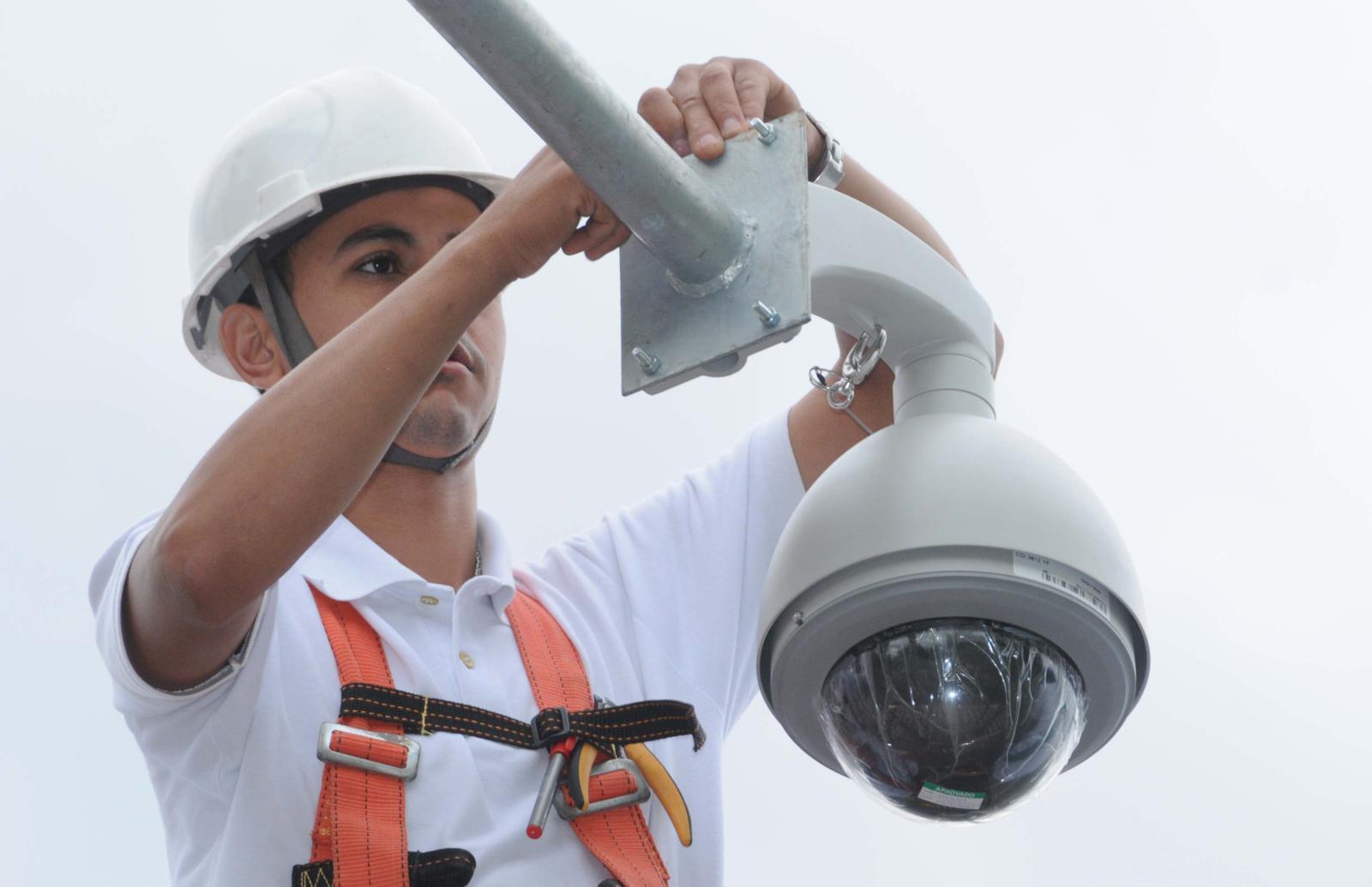 شركة تركيب كاميرات المراقبة بالقنفذة