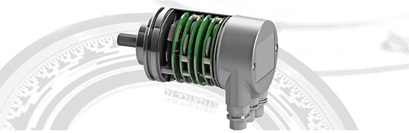 Optical Rotary Encoder Cutaway