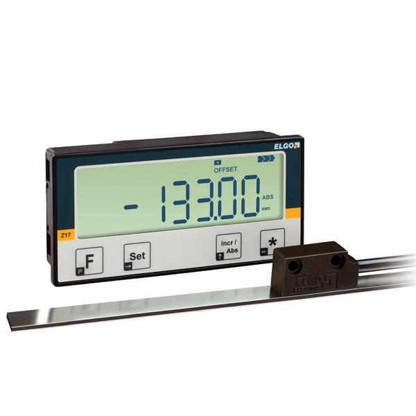 IZ17E Battery Powered Incremental Position Indicator