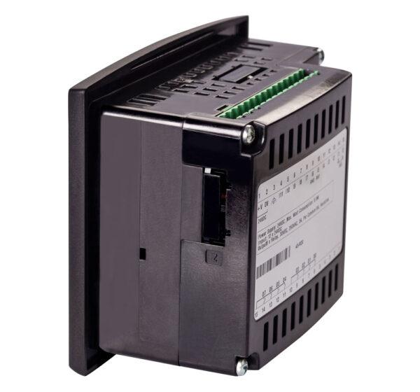 SM43-J-TA22 Samba 4.3″ Touch Screen PLC & HMI, 12 Digital Inputs, including 1 HSC/Shaft-encoder Input, 2 Analog Inputs, 2 PT100/TC Inputs, 8 Transistor Outputs, 2 Analog Outputs