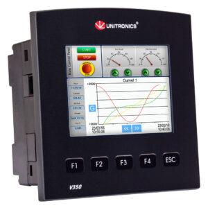 V350-J-TR34  Vision350 3.5″  PLC & HMI
