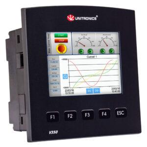 V350-J-TR6  Vision350 3.5″  PLC & HMI