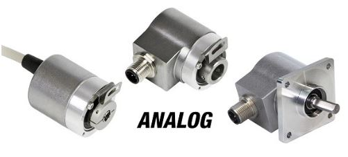 NEW Rotary Encoder Line With Analog Interface