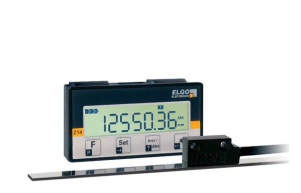 IZ14E Battery Powered Incremental Position Indicator 1