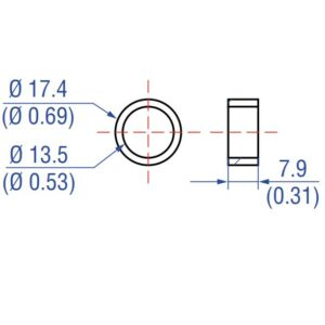 Ring Magnet OD17.4