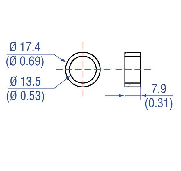 Ring Magnet OD17.4