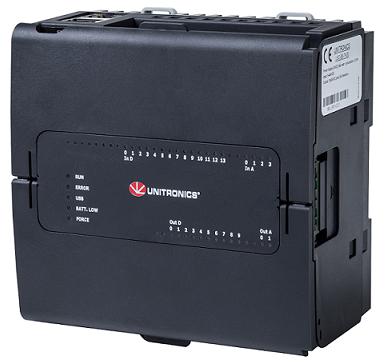 Unitronics Redefines the PLC World with new UniStream PLC