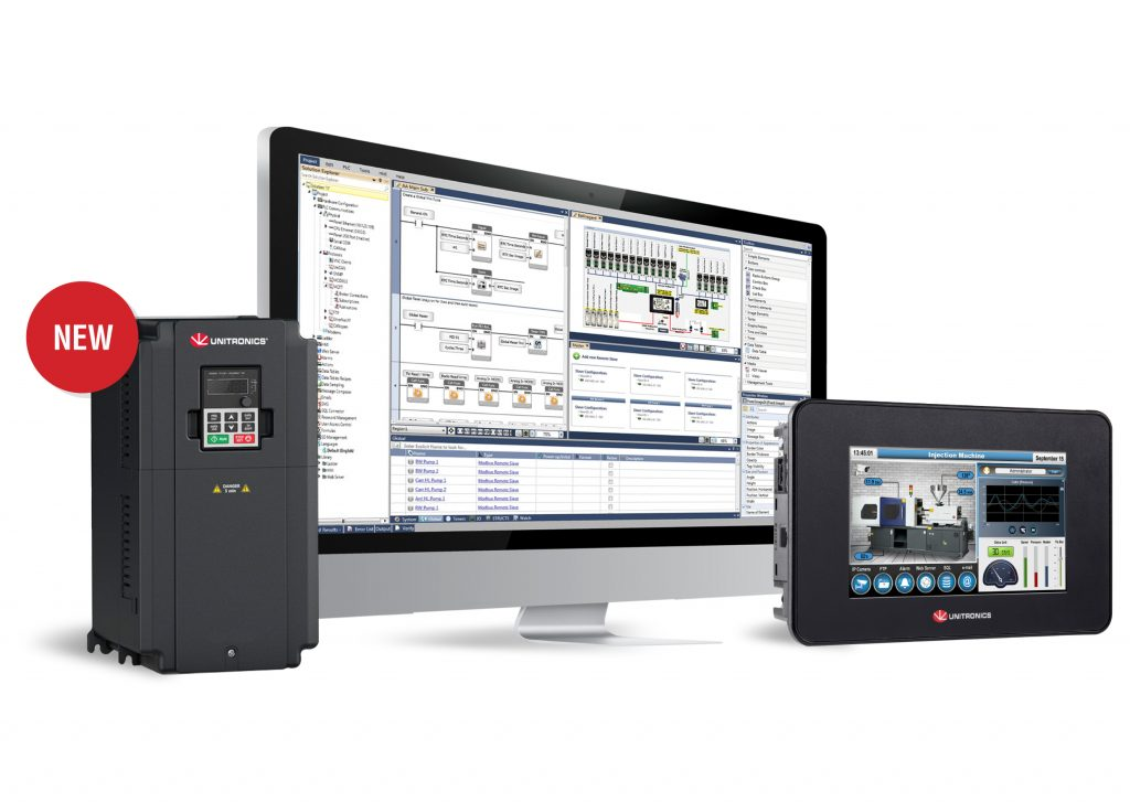 VFD from Unitronics – Moving your Control Forward