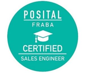 POSITAL Certified Sales Engineers