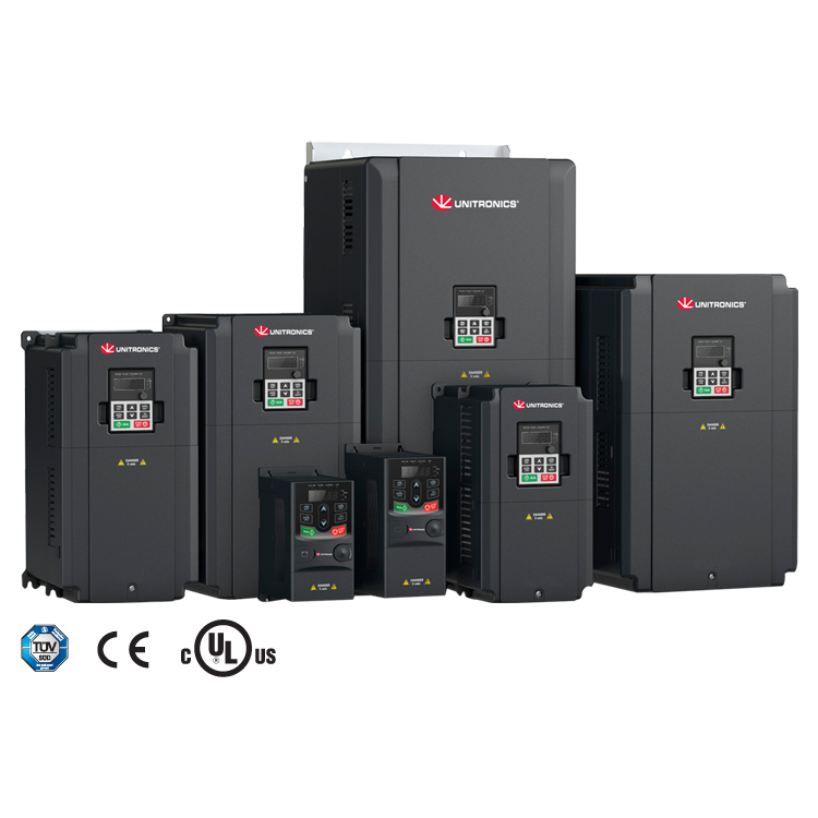 Variable Frequency Drives (VFDs) by Unitronics