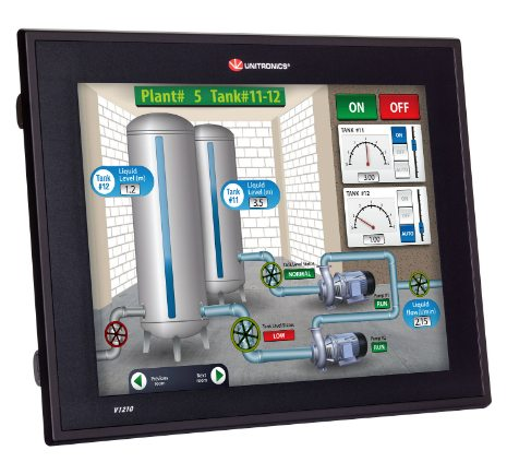 How can you install a PLC with remote monitoring and control in a remote location?