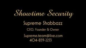 showtime security logo