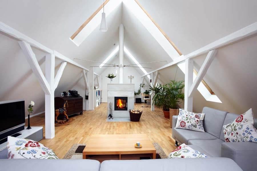 Loft conversion swoon architecture
