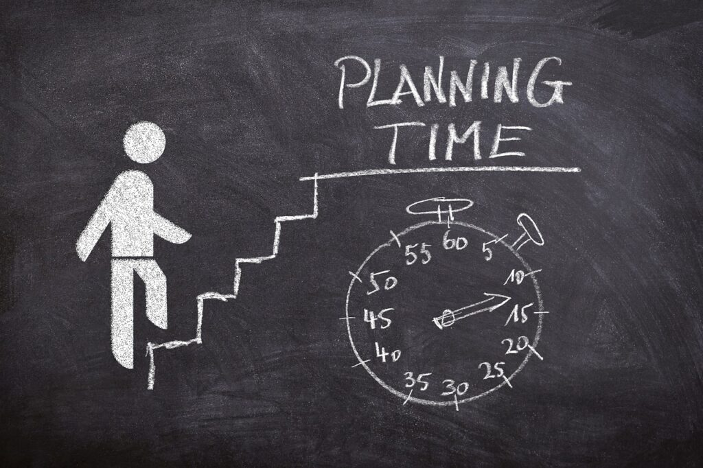 how long planning permission will take