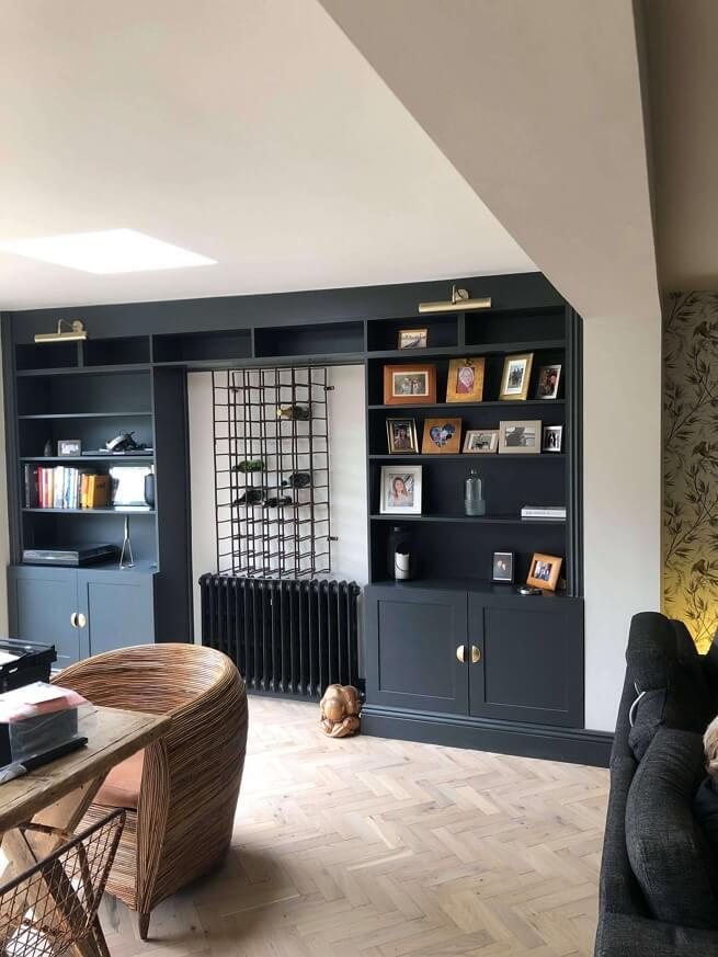 Brighton home extension