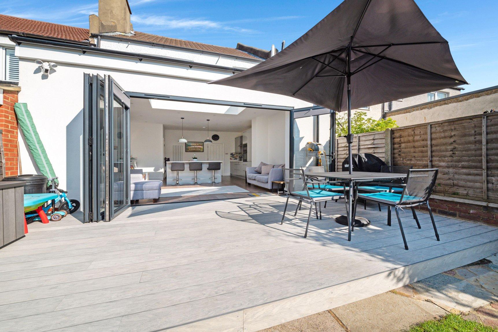 Wallington home extension