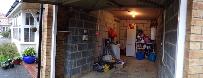 Garage conversion Seaford