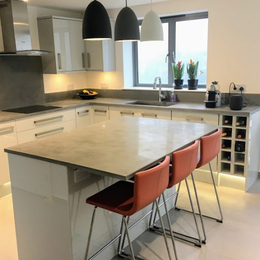 home extension kitchen