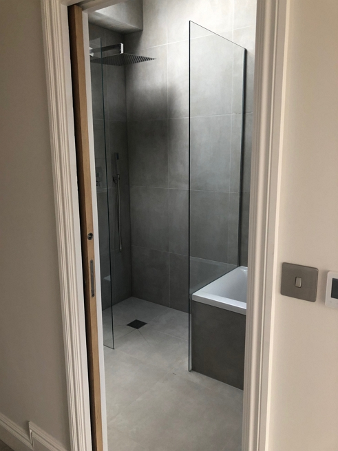 Swoon architecture Mortlake home extension bathroom