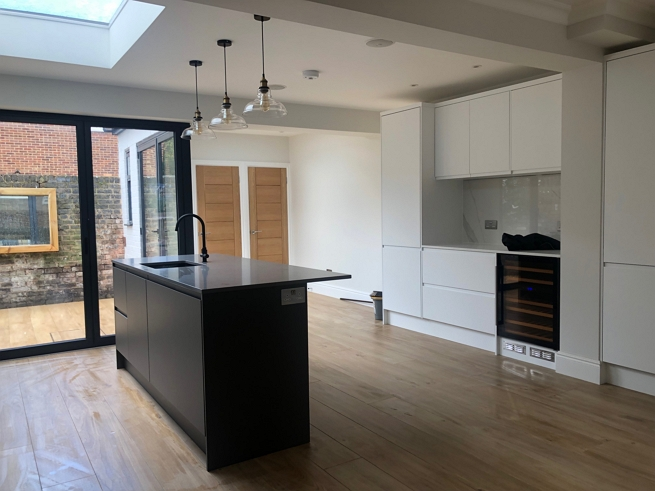 Mortlake home extension