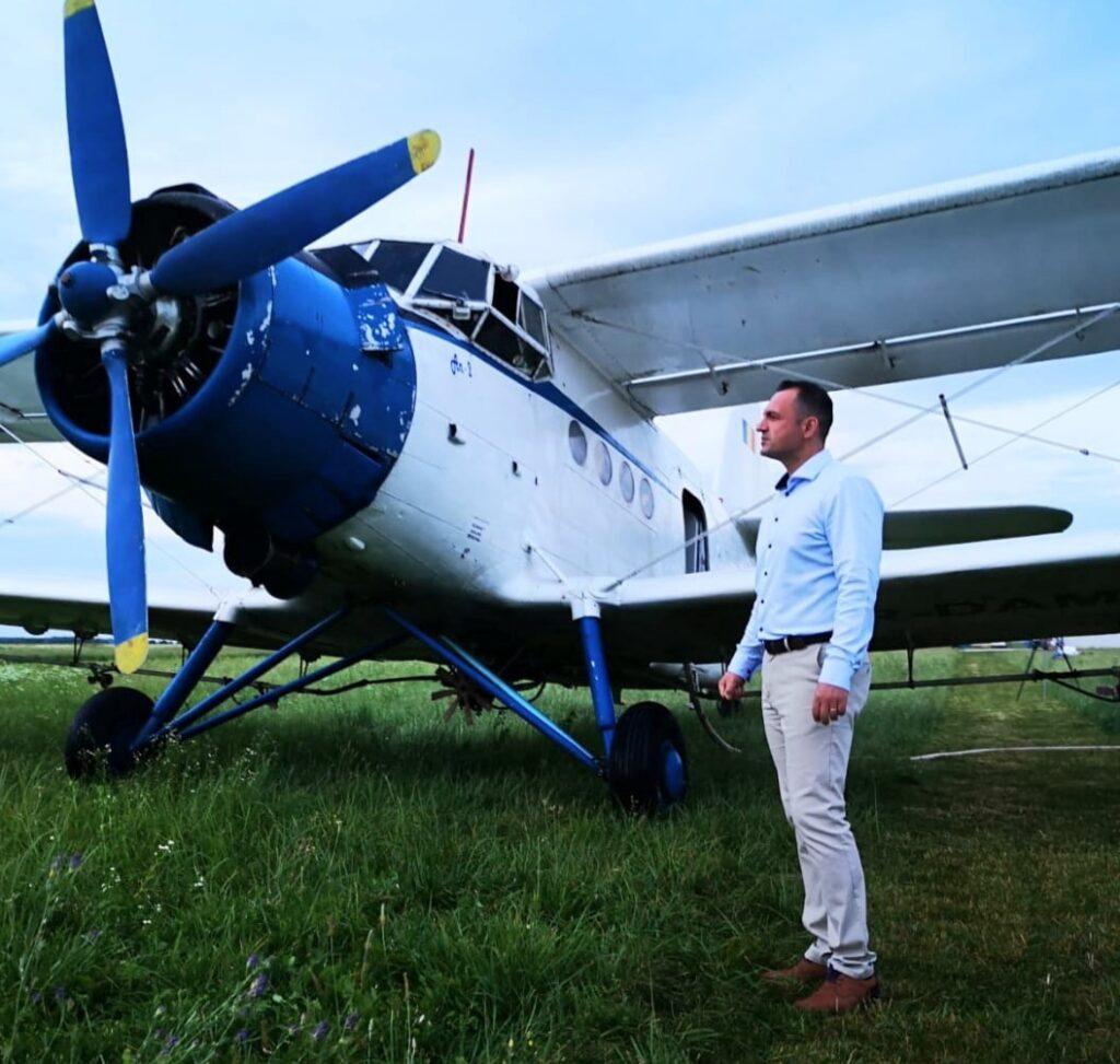 Târgoviște, a doua acțiune de combatere a insectelor prin pulverizare aeriană începe pe 27 iulie