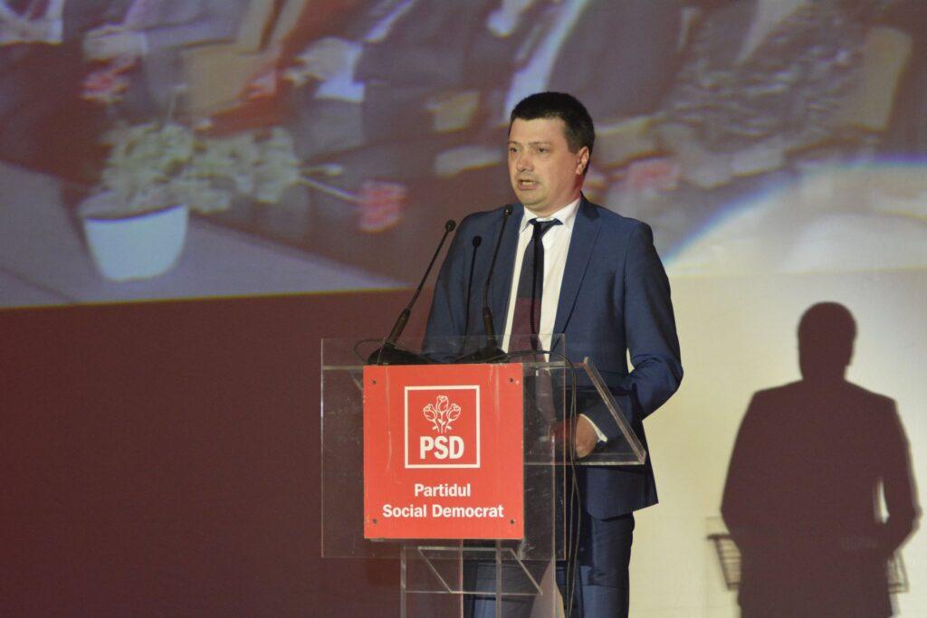 """""""Nu este prima dată când cei din guvernarea de dreapta nedreptățesc județele conduse de PSD. O astfel de atitudine, neconstituțională și ilegală, este o pedeapsă colectivă aplicată cetățenilor din județul Dâmbovița."""""""